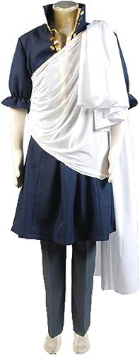 Fairy Tail Zeref Cosplay Kostüm Herren XL