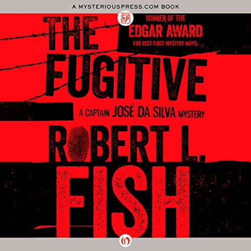 The Fugitive audiobook cover art