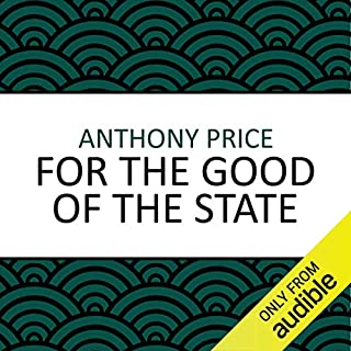 For the Good of the State audiobook cover art
