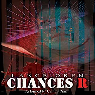 Chances R audiobook cover art