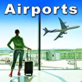 Airport Security Ambience with Small Crowd & Walkie Talkie Chatter