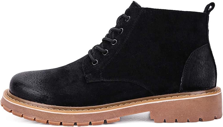 Seeker Echtes Leder Classic Design Schuhe Herren Winterstiefel New New Winter Style  der klassische Stil