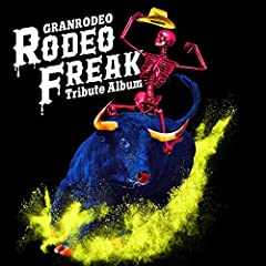 FLOW「modern strange cowboy」の歌詞を収録したCDジャケット画像