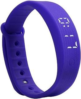 hunpta 3D led Calorías Podómetro Deportes Smart Pulsera Wrist Watch Unisex