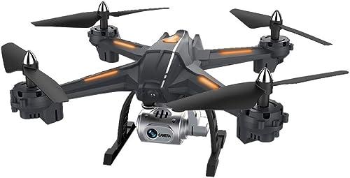 Globale Drohne S5 5.8G 1080P WiFi FPV Kamera RC Quadcopter Drohne Flugzeuge (Schwarz