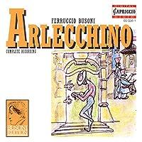 フェルッチョ・ブゾーニ:歌劇「アルレッキーノ」