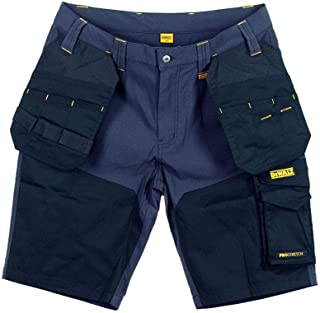 DEWALT Hamden Workwear Holster Pocket Grey/Black Shorts Dwc153-004