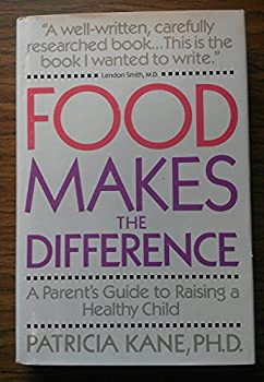 Hardcover Food Makes the Difference Book