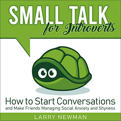 Small Talk for Introverts Titelbild