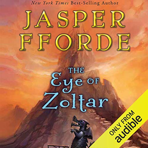 The Eye of Zoltar audiobook cover art