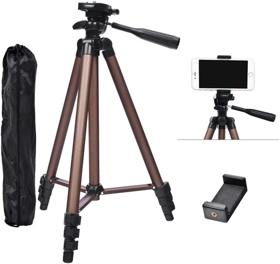XIAOMINDIAN Outlet SALE Professional Camera Tripod Portable S Brand new Aluminum Stand