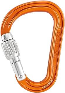 Petzl - ATTACHE, Lightweight Screw-Lock Carabiner for Climbing