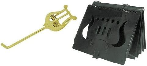 FidgetKute Trumpet Marching Kit - Lyre and Flip Folder Show One Size