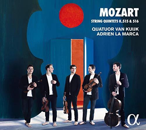 W. A. Mozart: Streichquintette K. 515 & 516