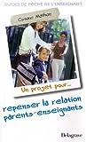 Un projet pour... repenser la relation parents-enseignants