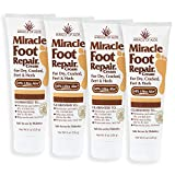 Miracle Foot Repair Cream 60% Aloe Vera 8 ounce tube (4)