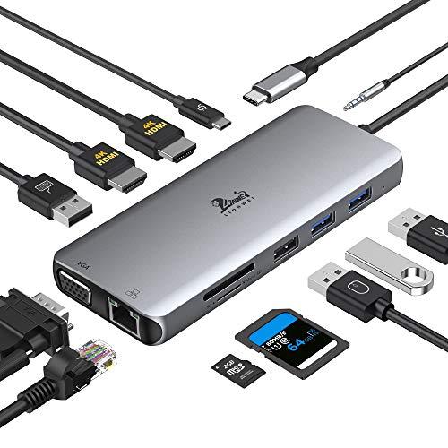 USB C Docking Station  Only $56.94!
