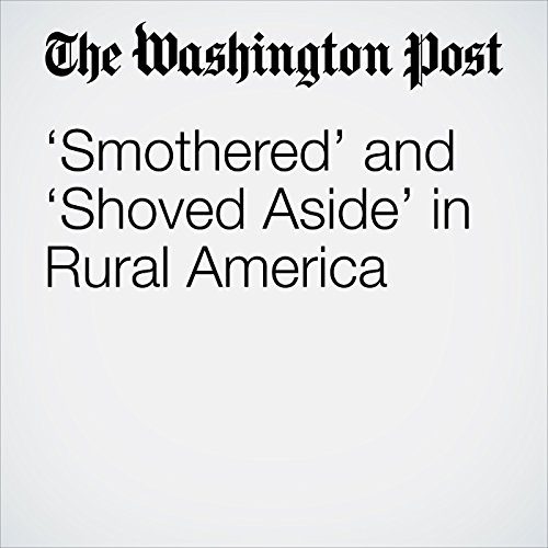 'Smothered' and 'Shoved Aside' in Rural America copertina