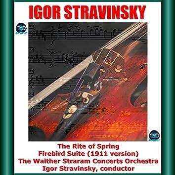 Stravinsky: The Rite of Spring - Firebird Suite (1911 version)