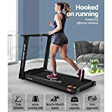 Scenic Electric Treadmill Home Gym Exercise Machine Fitness Equipment Compact