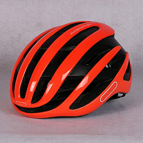 DearSnow Casco de ciclismo Racing Road Bike Aerodinámica Casco de viento Hombres...