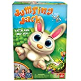 Jumping Jack Game by Goliath — Pull Out a Carrot and Watch Jack Jump