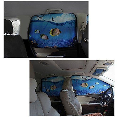 アリオ『車載日除け裏窓カーテン』