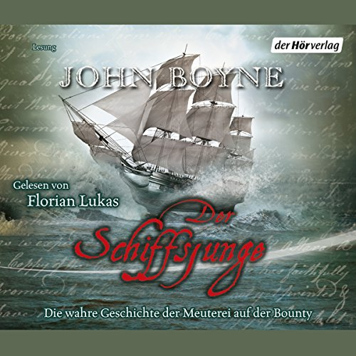 Der Schiffsjunge                   Written by:                                                                                                                                 John Boyne                               Narrated by:                                                                                                                                 Florian Lukas                      Length: 6 hrs and 27 mins     Not rated yet     Overall 0.0