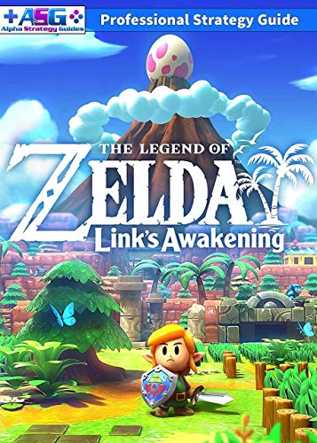 The Ultimate Legend of Zelda Links Awakening Strategy Guide and Walkthrough (English Edition)