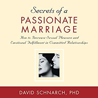 Secrets of a Passionate Marriage cover art