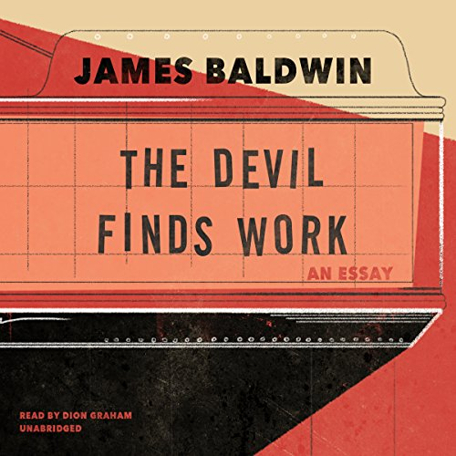 The Devil Finds Work audiobook cover art