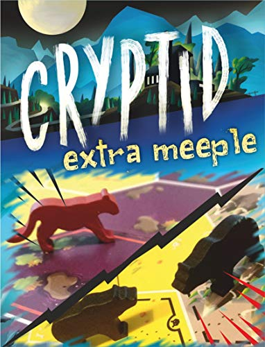 Playagame Edizioni Cryptid - Extra Meeple