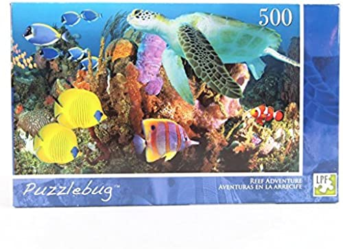 Puzzlebug 500 pcs Reef Adventure by Puzzlebug