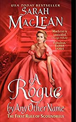 historical romance books - A Rogue by Any Other Name