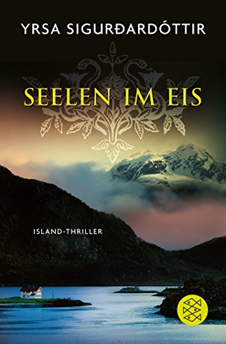 Buchseite und Rezensionen zu 'Seelen im Eis: Island-Thriller' von  Yrsa Sigurðardóttir