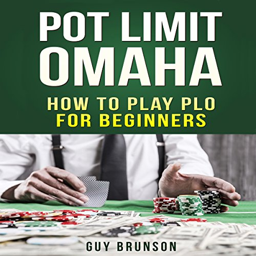 Pot Limit Omaha audiobook cover art