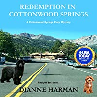 Redemption in Cottonwood Springs (Cottonwood Springs Cozy Mystery)