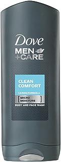 dove Men + Care Bodywash Clean Comfort (6x 250ml, 1.5litri)