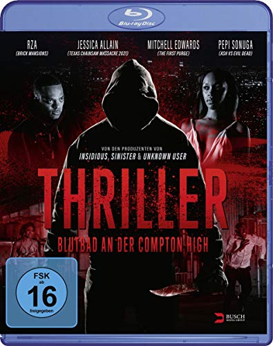 Thriller - Blutbad an der Compton High (Blu-ray)