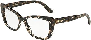 87efaa93e011 Dolce Gabbana DG3308 Eyeglass Frames 911-53 - Cube Black gold DG3308-911-