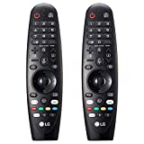 LG MR20GA 2020 TV Magic Remote with Point, Click, Scroll, and Voice Control (2-Pack)