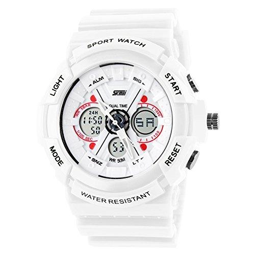 tonshen mens sport digital watch