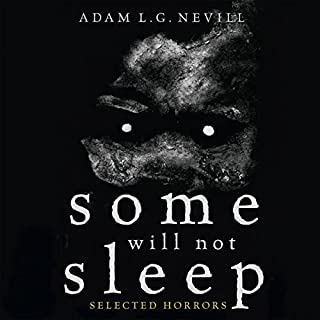 Some Will Not Sleep audiobook cover art