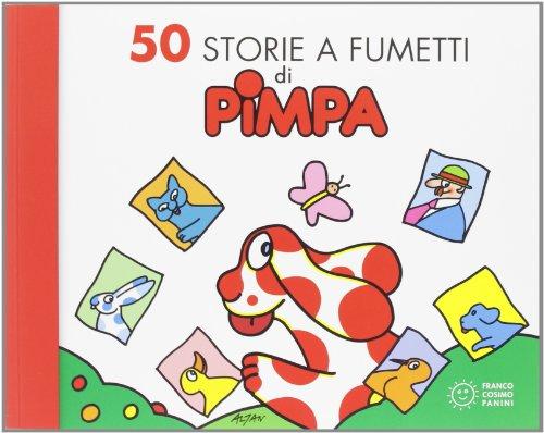 50 storie della Pimpa