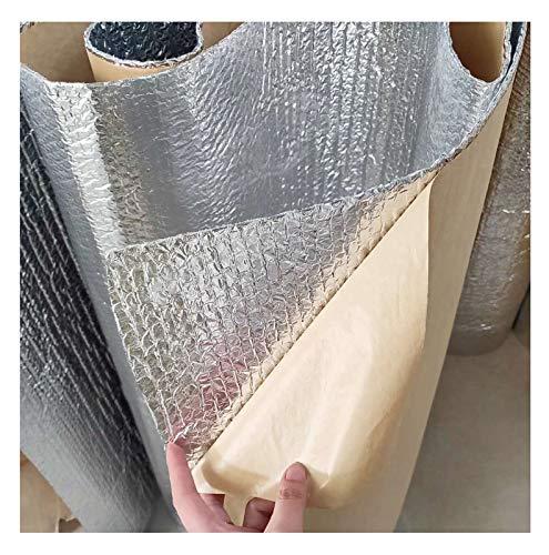 Aislamiento Termico Aluminio Reflexivo Rollo Aislante Térmico De Aluminio Para Techo, Pared Y Fachada Aislamiento Térmico Multicapa Para Frio Y Calor Aislamiento Térmico Multicapa Reflector De Calor Á