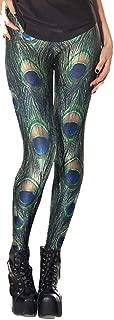 Best peacock leggings tights Reviews