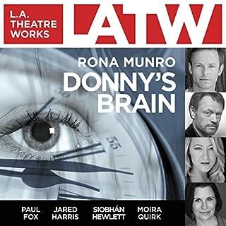 Donny's Brain cover art
