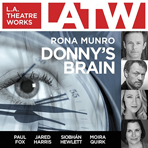 Donny's Brain audiobook cover art