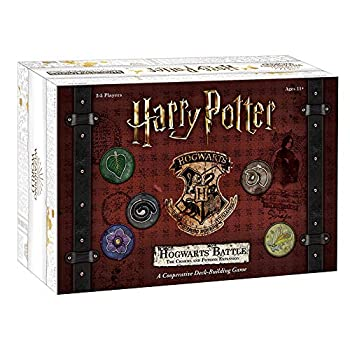 USAOPOLY Harry Potter  Hogwarts Battle - The Charms and Potions Expansion/Second Expansion to Harry Potter Deckbuilding Game/Featuring New Abilities & Cards/Officially Licensed Harry Potter Game
