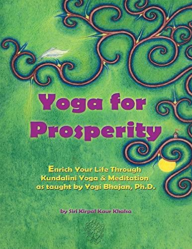 Yoga for Prosperity (English Edition)